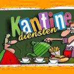 Schema Kantinedienst  Van 27-2 T/m 9-4 Staat Op De Website
